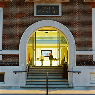 NHS Health Check Software - Barking Town Hall